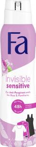 Dezodorant Fa, žen., Invisible, sens., 150ml
