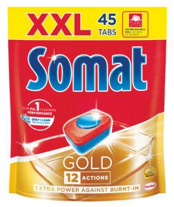 Tablete Somat Gold 45/1