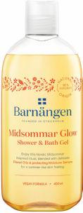 Tuš gel Barnaengen, Shower&bath midsommar glow, 400ml