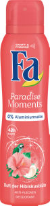 Dezodorant Fa, sprej, Paradise moments, 150ml