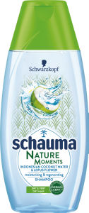 Šampon Schauma NM, coconut water, 250ml