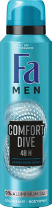Dezodorant sprey Fa men,  comford dive, 150ml