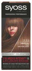 Barva Syoss, dark blond 7-53