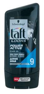 Gel Taft Power active, 150ml