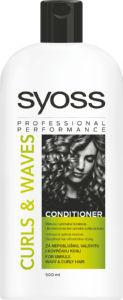 Regenerator Syoss Curls&waves, 500ml