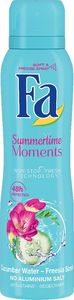 Deospray Fa, Summertime moments, 150ml