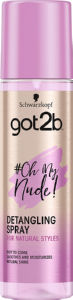 Nega las Got2b, Oh my nude silky touch detangling, 200ml