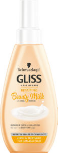 Balzam Gliss, Hair beauty milk repairing, 150ml