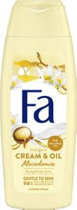 Tuš gel Fa cream&oil moringa, 250ml