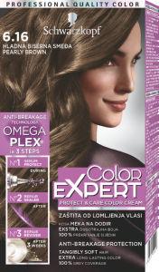 Barva Color expert, hladno biserno rjava 6-16