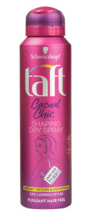 Sprej za lase Taft, Texture Casual chic, 150ml