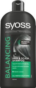 Šampon Syoss, Balancing, 500ml