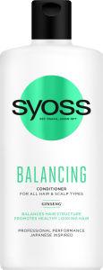 Regenerator za lase Syoss Balancing, 440 ml