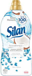 Mehčalec Silan At coconut water mineral, 1,8l