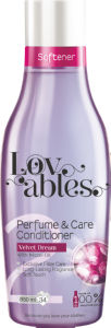 Regenerator Lovables za perilo, Velvet dream, 34pranj, 850ml