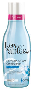 Regenerator Lovables za perilo, Fresh sensation, 34pranj, 850ml