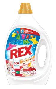 Pralni prašek Rex gel, Color, J.G&W.L, 40pranj, 2l