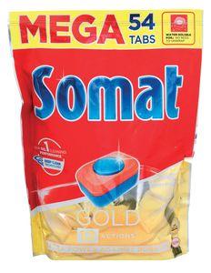 Tablete Somat, Gold, 54/1
