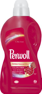 Pralni prašek Perwoll gel  Renew Advanced Color, 1,8l