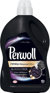 Pralni prašek Perwool, gel, renew advanced black, 2,7