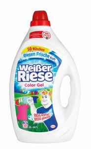 Pralni prašek Wesserriese, color gel, 50pranj, 2,5l
