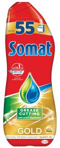 Detergent Somat, Gold, antigrease, 990ml