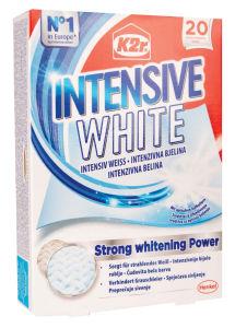Lovilec barv K2R, intensive white, 20/1