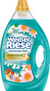Pralni prašek WeisserRiese, Bali lot.Uni gel, 50pranj, 2,5l