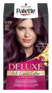 Barva za lase Palette Deluxe, 6 – 99 Bright Amethyst