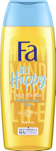 Gel za tuširanje Fa, Go Happy, 400 ml