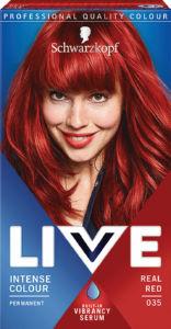 Barva za lase Live, Metallic