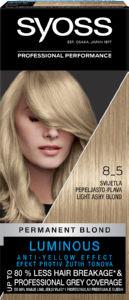 Barva za lase Syoss, 8 – 5 Powdry Blond