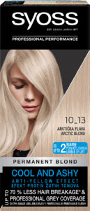 Barva za lase Syoss, 10 – 13 Arctic Blond