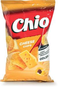 Čips Chio, sir, 150g