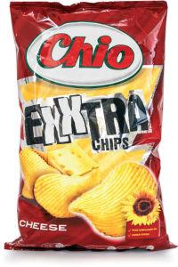 Čips Chio, exxtra sir, 150g