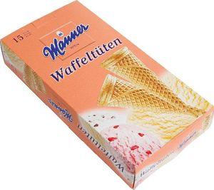 Korneti sladoledni Manner, 95 g