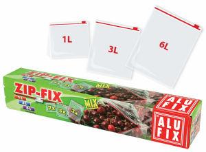 Vrečke za gospodinj.Alufix, mix, 1, 3, 6kg