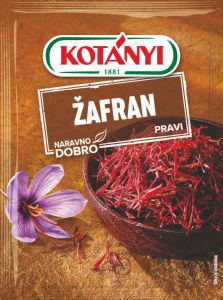Žafran Kotanyi, 0,12 g