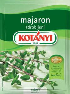 Majaron Kotanyi, zdrobljen, 6g