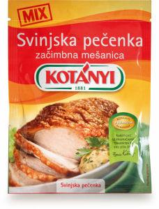 Začimbe Kotanyi, svinjska pečenka, 30g