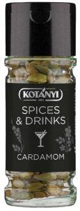 Začimba Spices&Drinks, Kardamom, 33g