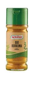 Kurkuma Bio, mleta, 40g