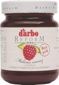 Džem Darbo, diet, malina, 330g