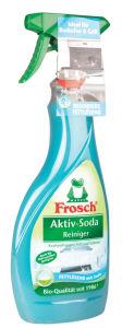 Čistilo Frosch, aktiv-soda, 500ml