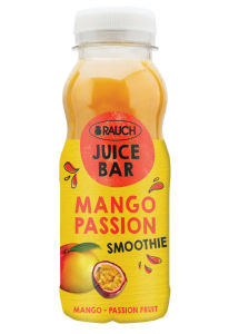Smoothie Rauch Juice bar, mango marakuja, 250ml