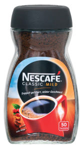 Kava Nescafe, classic mild, 100g