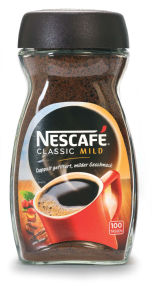 Kava Nescafe, classic, mild, 200g