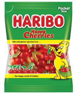 Bonboni Haribo, gumi češnje, 100 g