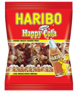 Bonboni Haribo, happy cola, 200g
