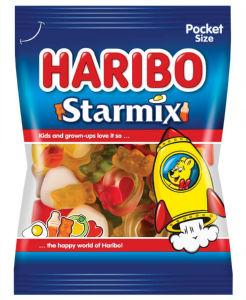 Bonboni Haribo, Starmix, sadje kola, 100 g